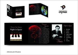 обложки для дисков на заказ